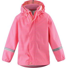 Reima Vesi Raincoat Kids powder pink